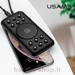 پاور بانک هوشمند یوسمز  مدل PB26 مناسب شارژ انواع گوشی بصورت فست شارژ