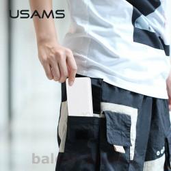 پاور بانک یوسمز مدل PB7 با وزن کم و اندازه مناسب برای حمل آسان