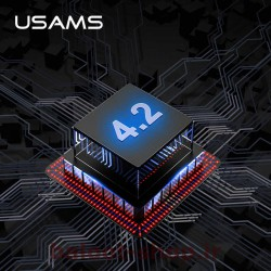 هندزفری بیسیم (Wireless) یوسمز مدل S1 دارای بلوتوث ورژن 4.2