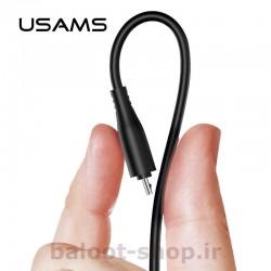 کابل شارژ و داده یوسمز مدل U18 نوع Micro قابل انعطاف و مقاوم
