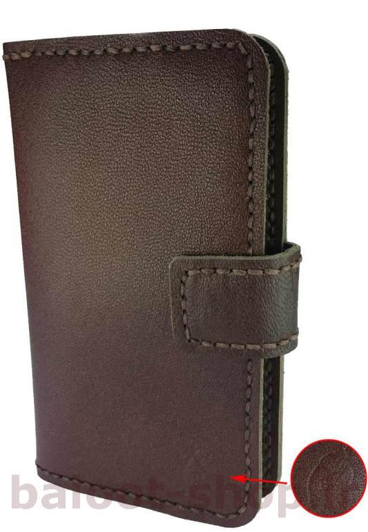 کیف و محافظ انواع گوشی موبایل آیفون سامسونگ، هوآوی و سایر مدلها تهیه شده از چرم طبیعی و دست دوز اختصاصی فروشگاه بلوط